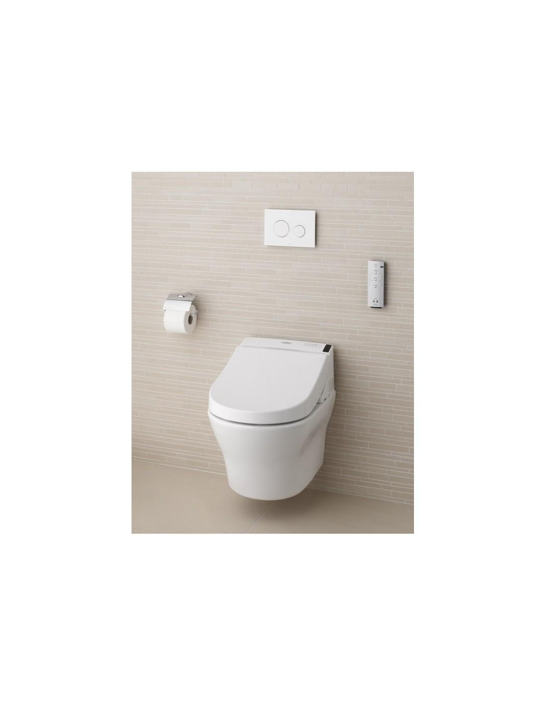 pack cuvette susp mh h abattant washlet gl 2 0 toto. Black Bedroom Furniture Sets. Home Design Ideas
