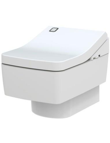 Ensemble WC suspendu Square Geometry  - TOTO