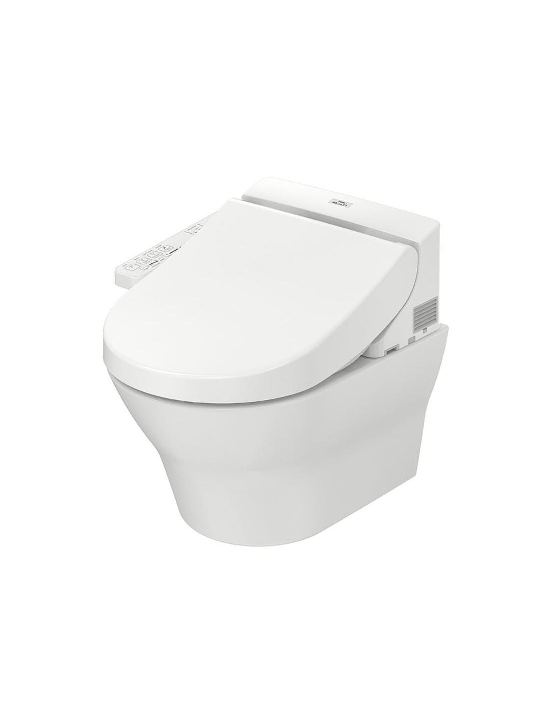pack cuvette susp mh h abattant washlet ek 2 0 toto. Black Bedroom Furniture Sets. Home Design Ideas