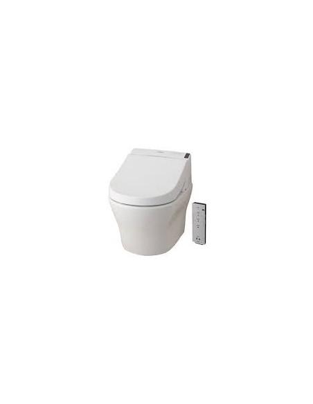 Pack: Cuvette susp. MH-H + Abattant Washlet GL 2.0 TOTO
