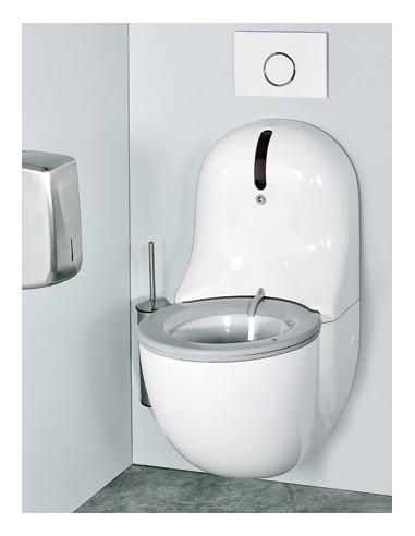 WC auto-nettoyant Hygiseat design Supratech
