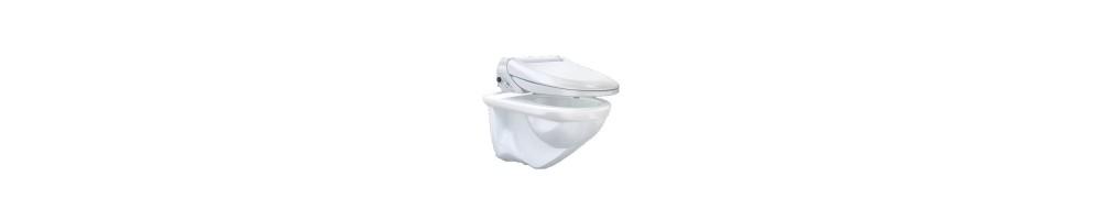 Les packs WC japonais cuvette + abattant