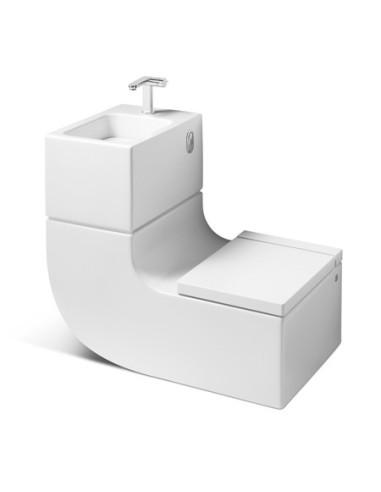 WC lave-main W+W Roca